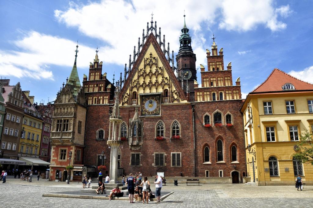 Wrocław - gdzie zapłacę btc?