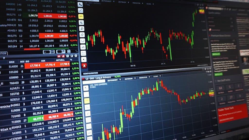 spadki cen kryptowalut